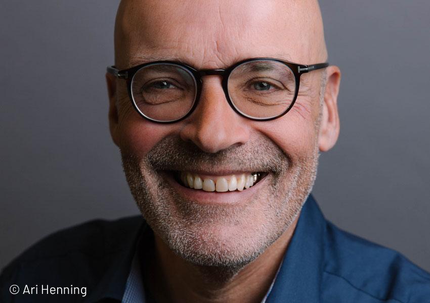 Porträt Prof. Dr. Reiner Hanewinkel