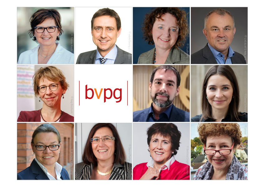 """Prävention und Gesundheitsförderung""""Gemeinsam Gesundheit fördern"""": Der neue BVPG-Vorstand stellt sich vor"""